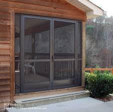 front door screensUse Your Aluminum Screen Door to Maximize Curb Appeal  Double