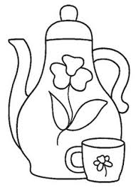 Small Picture Image detail for Teapot Coloring Page Find the Latest News on