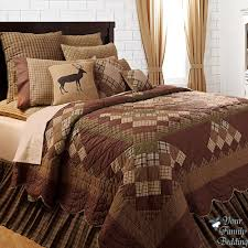 Country Quilt Bedding Sets Queen - laciudaddeportiva.com & Country Cabin Patchwork Twin Queen Cal King Size Quality Adamdwight.com