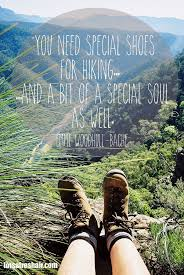 Hiking Quotes Stunning Hiking Quote Of The Week Lotsafreshair