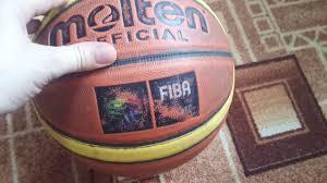 Обзор мячей <b>Molten</b> BG7-CF200 и GL7 с Aliexpress - YouTube