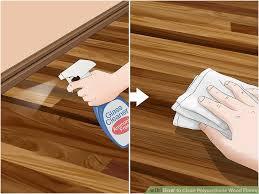 image led clean polyurethane wood floors step 10