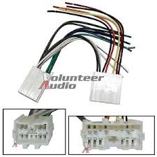 volvo car stereo cd player wiring harness wire aftermarket radio Harness Wire For Car Stereo image is loading volvo car stereo cd player wiring harness wire wire harness for pioneer car stereo
