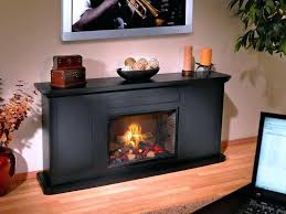 full image for best electric fireplace insert chimney free 28 estate wall mantel with infrared 23