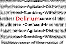 Delirium Vs Dementia Difference
