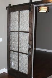 knotty alder 1506 6 lite door heavy water glass