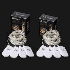 Fairy Lights Sock Kit 16 Pack 3 3ft 20 Micro Starry Led String Lights Fairy