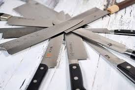 Kitchen Knife Comparison Chart The Best Japanese Kitchen Knives In 2019 A Foodal Buying Guide