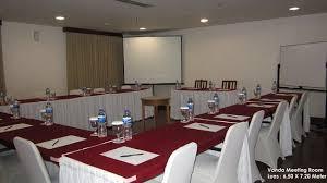 grand orchid hotel solo vanda meeting room setting class room u shape