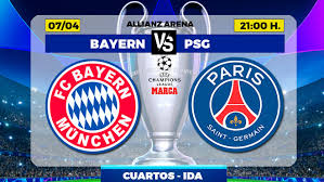 Bayern Munich vs PSG LIVE: Score, highlights and latest updates Champions  League quarter-finals