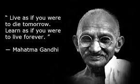 Gandhi Quotes On Peace Best Inspiring Mahatma Gandhi Quotes On Peace Courage And Freedom –� YEN