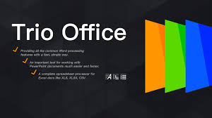 Get Trio Office Word Slide Spreadsheet Pdf Compatible Microsoft Store