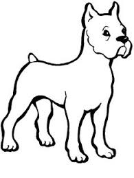 printable picture of a dog.  Dog Dog Color Pages Printable  Dogs Dog9 Animals Coloring Pages U0026 Book And Printable Picture Of A Dog Pinterest