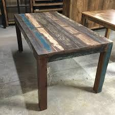 reclaimed wood dining table nadeau new orleans for furniture ideas 0 reclaimed wood furniture e84