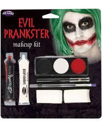 bad joker makeup kit