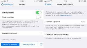 kontrollera batteriet macbook pro