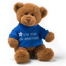personalized gund i m the big brother bear
