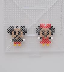 Small Perler Bead Patterns Beauteous Disney Perler Beads Mobile Origami Tutorials