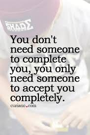 You Complete Me Quotes Enchanting Quotes About Complete 48 Quotes