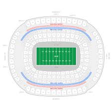 73 Circumstantial Lane Stadium Seating Chart Rows