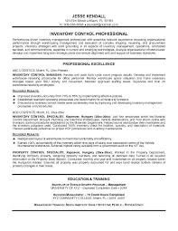 Inventory Management Specialist Resume Resume Samples Specialist Custom Employment Specialist Resume