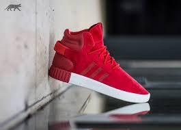 adidas tubular. adidas tubular invader (red / red vintage white)