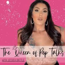 The Queen of Pep Talks