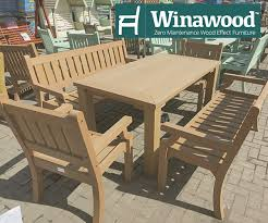 winawood all weather garden furniture the range of winawood