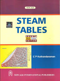 Buy Steam Tables Multi Colour Edition Book Online At Low