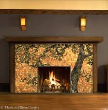 fireplace front ideas gas fireplace front ideas