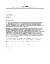 cover letter examples for sport jobs  cover letter examples