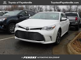 New Toyota Avalon at Toyota of Fayetteville Serving NWA ...