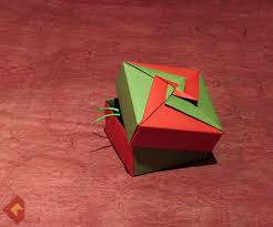 square box (tomoko fuse) gregorigami com grzegorz bubniak's tomoko fuse box pdf square box designed by tomoko fuse and folded by grzegorz bubniak