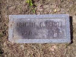 Abigail Seibel - Find A Grave Memorial