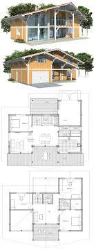 Modern Four Bedroom House Plans 17 Best Images About Petites Maisons On Pinterest House Design