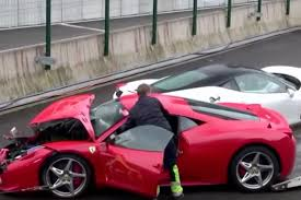 Video Ultimate Supercar Crashes Compilation