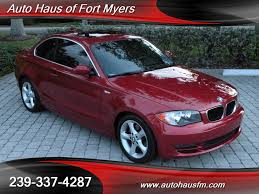 BMW Convertible 2008 bmw 128i owners manual : 2008 BMW 128i Coupe Ft Myers FL for sale in Fort Myers, FL | Stock ...
