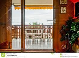 Sliding Door Designs For Balcony Renovated Sliding Door To The Balcony Comfort And Ergonomic