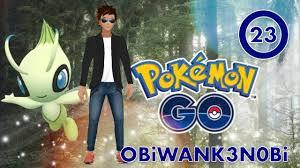 Getting Celebi in 20 Minutes - Pokémon GO - YouTube