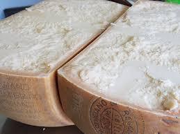 Organic Parmigiano Reggiano DOP Quarters - Forever Cheese