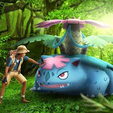 New 'Pokémon Go' Update Removing Venusaur From Mega Raids