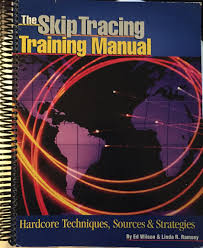 Skip tracing training manual hardcore