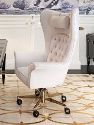 white luxury office chair. white home office chair (8) luxury