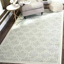 solid outdoor rug 8x10 ivory area rugs home and interior vanity indoor outdoor rugs 8 x