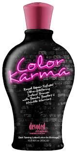 <b>Лосьон для загара</b> в солярии Devoted Creations <b>Color</b> Karma ...