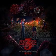 (Soundtrack) Очень странные дела. Сезоны 1-3 / <b>Stranger Things</b> ...