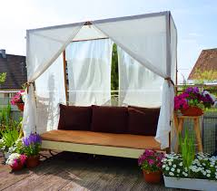 minimalist outdoor daybed with canopy at build an designs inside daybeds ideas 14