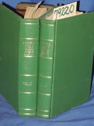 viaLibri 430758. Rare Books from 1852 UNCLE TOMS CABIN or LIFE AMONG THE LOWLY 2 VOLUMES JOHN P. JEWETT amp COMPANY BOSTON CLEVELAND OHIO 1852 2 VOLUMES VOLUME 1 BEAUTIFUL GREEN CLOTH.