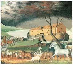 edward hicks painting noahs ark by edward hicks