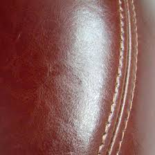 pu leather bycast leather